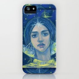 Hecate / Goddess of the Moon iPhone Case