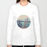 serenity Long Sleeve T-shirts featuring Serenity by yuvalaltman