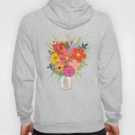 Wildflower Bouquet Hoody