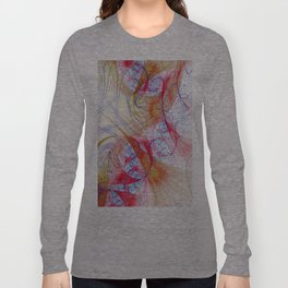 Floral Doodles Long Sleeve T-shirt