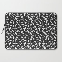 Sharks (inverted) Laptop Sleeve