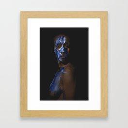 Colors of Women, N.L. Framed Art Print