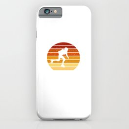 Funny Roller Derby Is My Therapy iPhone Case
