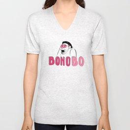 BONObo Unisex V-Neck