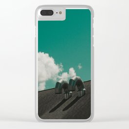 Cloudwork Clear iPhone Case
