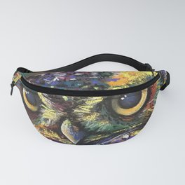 The Owl Fanny Pack