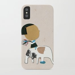 Time to go back iPhone Case