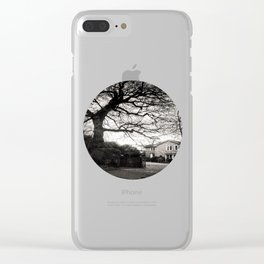 Home B1 Clear iPhone Case
