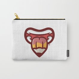 Pencil Mouth Carry-All Pouch