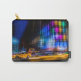 A colorful town Carry-All Pouch