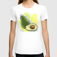 vietnam T-shirts featuring Vietnam Avocado by Vietnam T-shirt Project