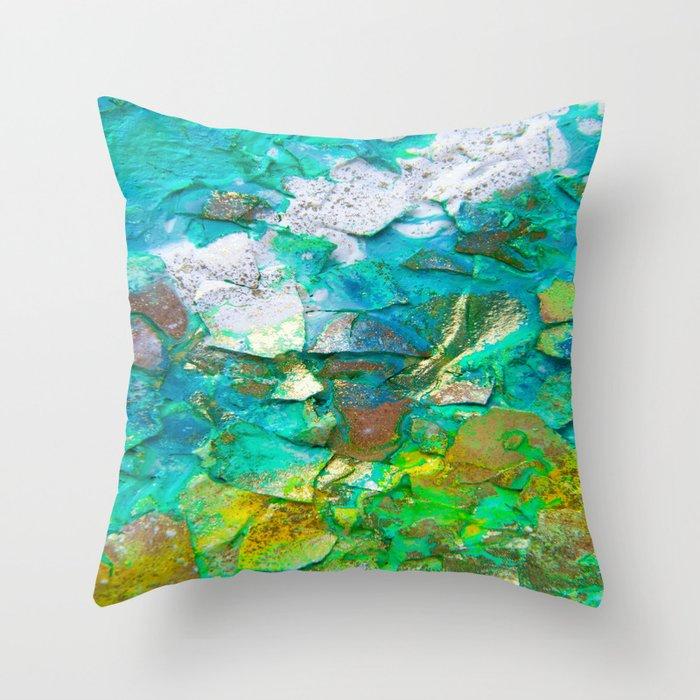 ARREE VERDI Throw Pillow