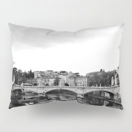 Sant'Angelo Bridge Pillow Sham