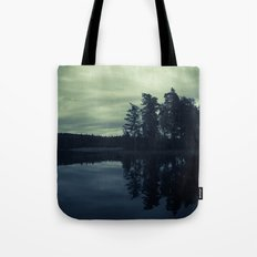 Lake by Night Tote Bag