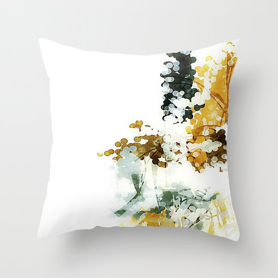 Nothing is real Throw Pillow