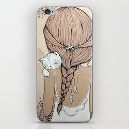 Stay Close iPhone Skin