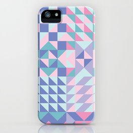 Little Geo iPhone Case