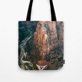 Zion Canyon Tote Bag