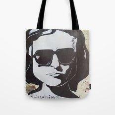 Joan Didion: Slouching Towards Bethlehem Tote Bag