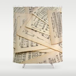 hh Shower Curtain