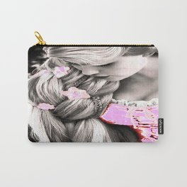 Stunning girl Carry-All Pouch