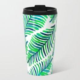 Palm Solace #society6 #buyart #decor Travel Mug