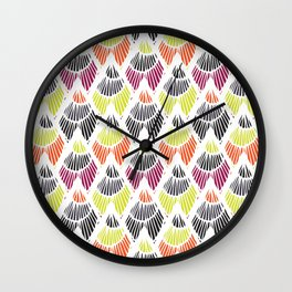 Lapices-Multi Wall Clock