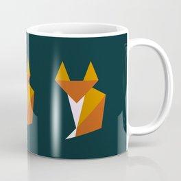 Triple tiny fox Coffee Mug