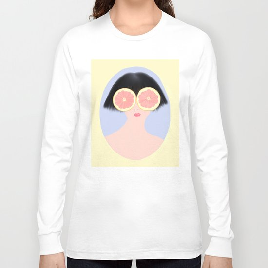 CITRUS & GIRL Long Sleeve T-shirt