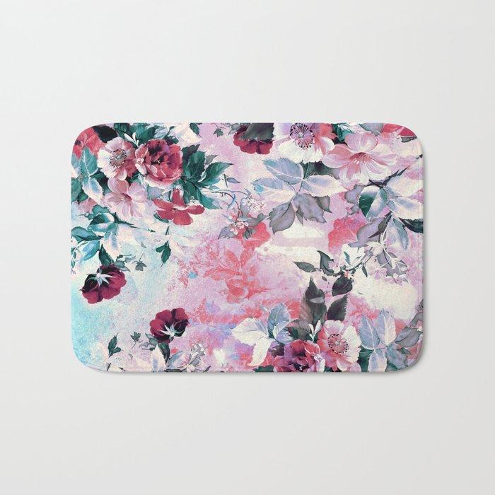 Beautiful Roses Bath Mat