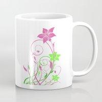 Spring's flowers Mug
