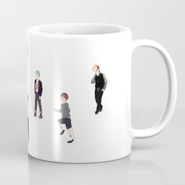 Through the Years Coffee Mug