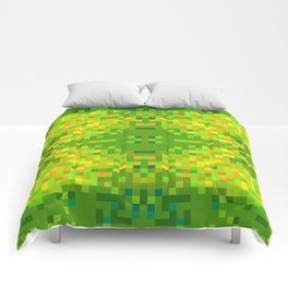Gif Glitch Tapestry - 01 Comforters
