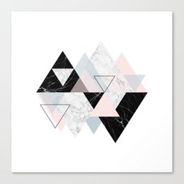 TileGlam Canvas Print