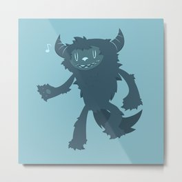 Stay Cool Metal Print