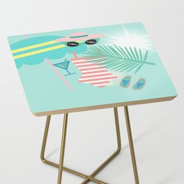 Palm Springs Ready Side Table