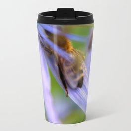 Bee In Flight Travel Mug