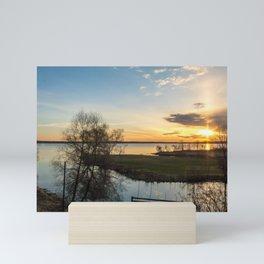 May Sunrise Mini Art Print