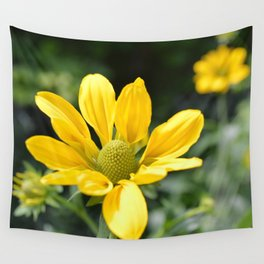 Happy Spring Wall Tapestry