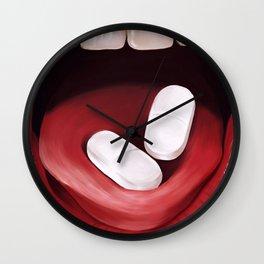 Charlotte's Wall Clock