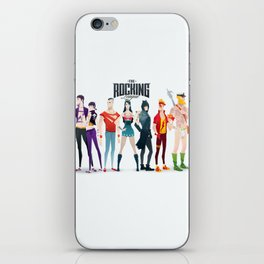 the rocking league iPhone Skin