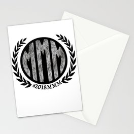 2018 March Mammal Madness Logo Stationery Cards