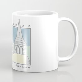 Fisherman's Bastion, Budapest, Hungary Coffee Mug