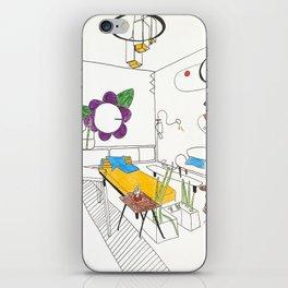 Room After Calder iPhone Skin