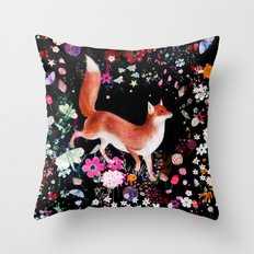 foxwood Throw Pillow