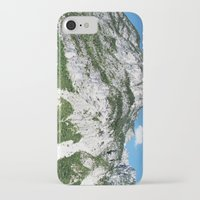 italian iPhone & iPod Cases featuring Italian alps by Carlo Toffolo