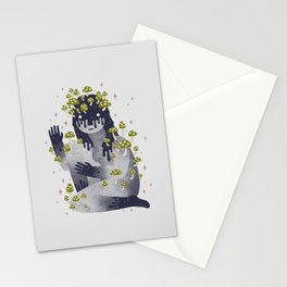 Celestial Decay Stationery Cards