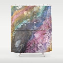 Dakota Water Shower Curtain