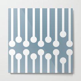 Sticks Series - Labrador Metal Print