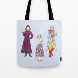 1970's Sisters Tote Bag